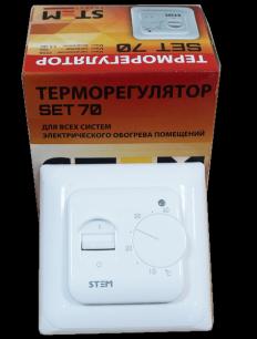ТЕРМОРЕГУЛЯТОР SET-70 (механический)