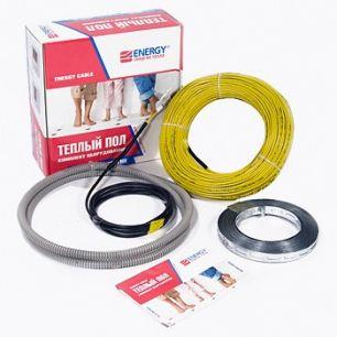 Теплый пол Energy кабель  600