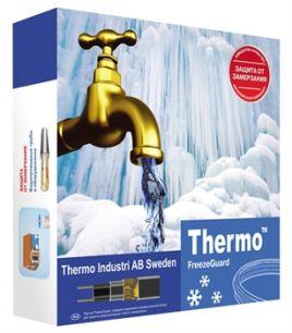 Thermo Комплект для обогрева труб FreezeGuard 25Вт/м (15 м.п.)
