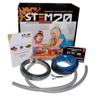 Греющий кабель StemEnergy 400/20 длина комплекта 20 м.