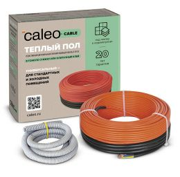 Комплект теплого пола Caleo Cable 18W-70